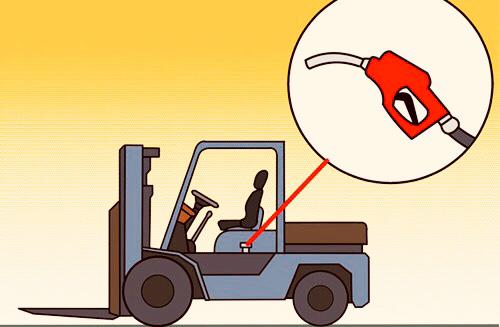 بررسی میزان سوخت